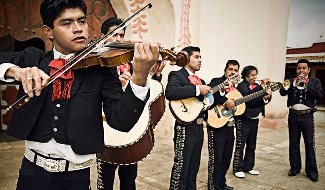 Nuevo Progreso in Mexico