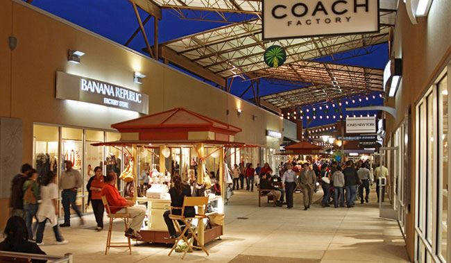 Rio Grande Valley Premium Outlets in Mercedes