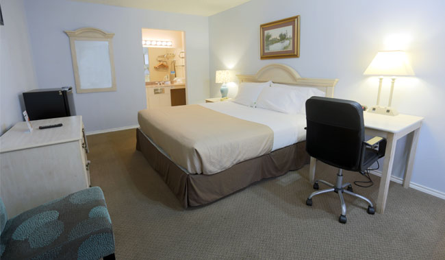 Standard King Room at Victoria Palms Inn & Suites, Donna