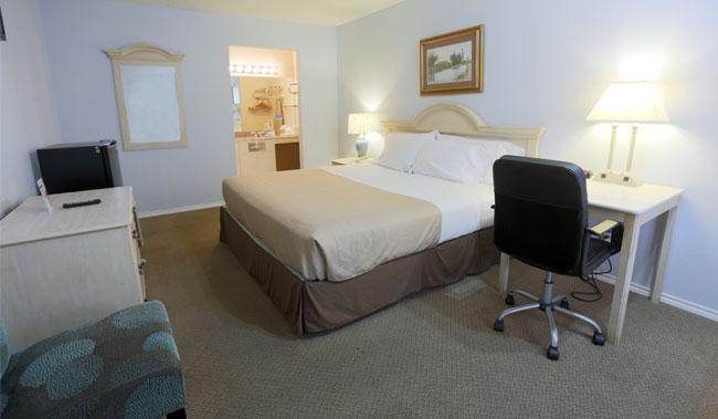 Standard King Room at Victoria Palms Inn & Suites, Donna