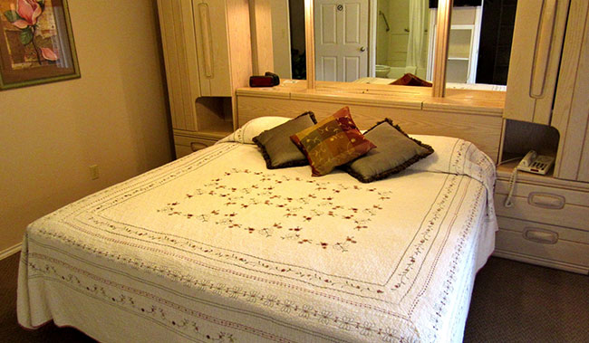 Standard Suite King in Victoria Palms Inn & Suites, Donna
