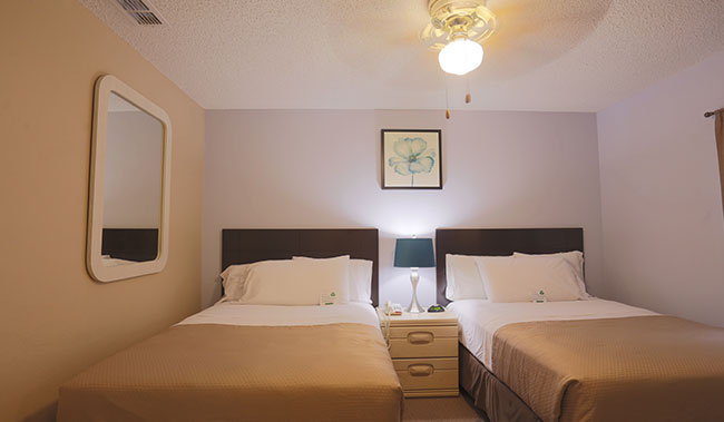 Victoria Palms Inn & Suites, Donna Deluxe Suite 2 Double Beds